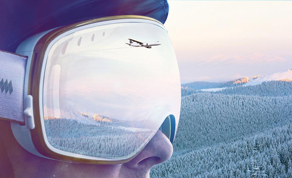 Scandinavian Mountains Airport To Boost Ski Tourism In Sweden & Norway