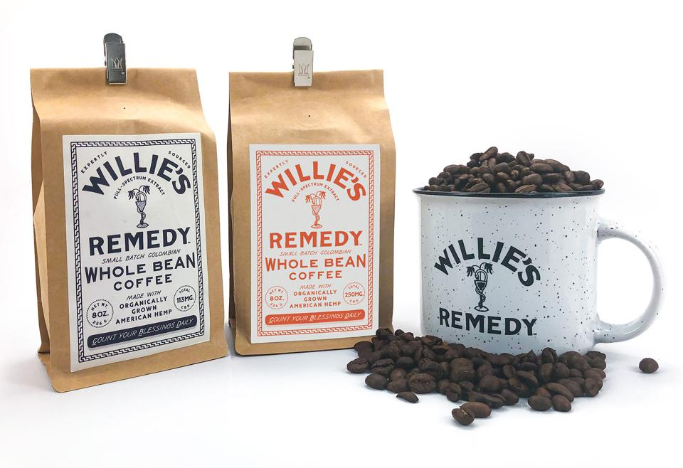 That's Willie's Reserve Coffee!