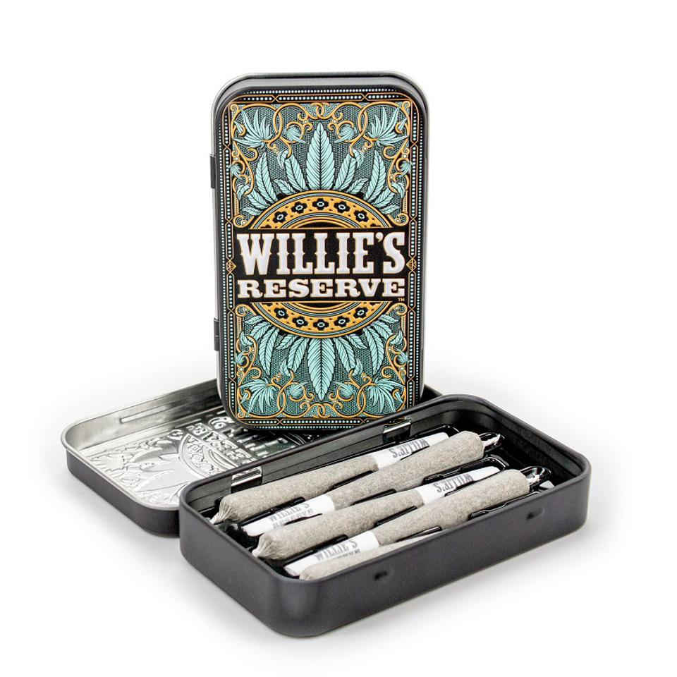 Willie's Reserve Pre-Rolls Yummy!