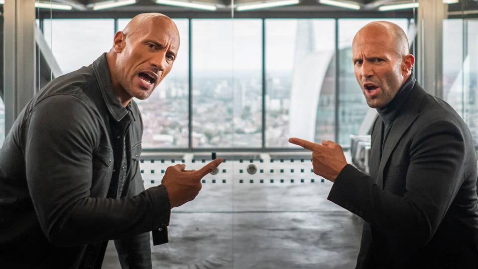 Box Office: 'Fast & Furious Presents: Hobbs & Shaw' Tops $500 Million Worldwide