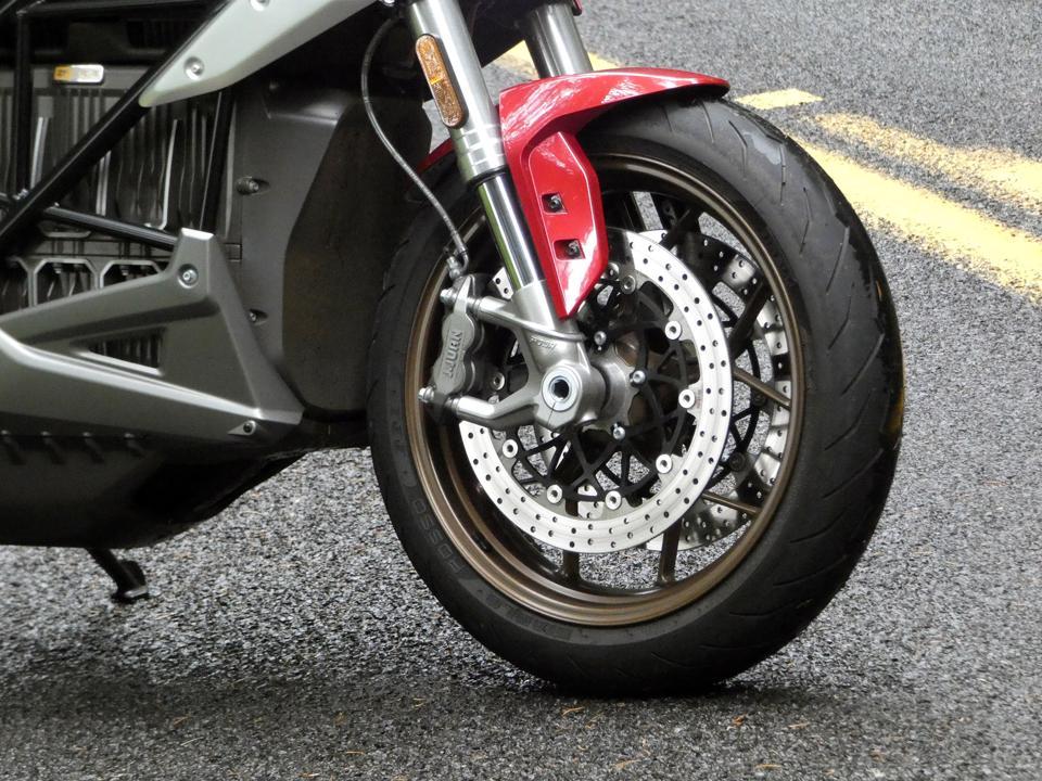 J.Juan drilled disc brakes