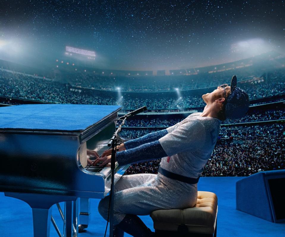 Turning Egerton Into Elton John: The Making Of 'Rocketman'