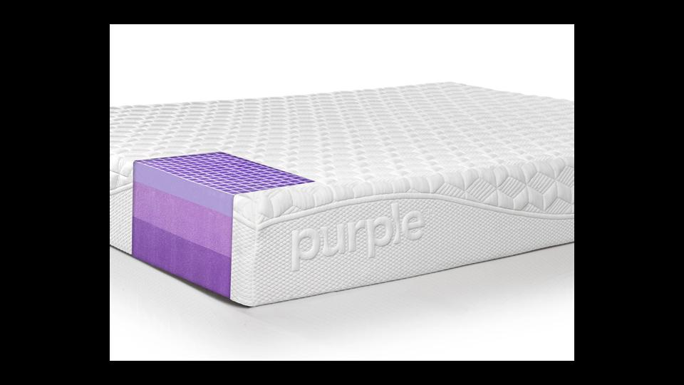 All New Purple Mattress