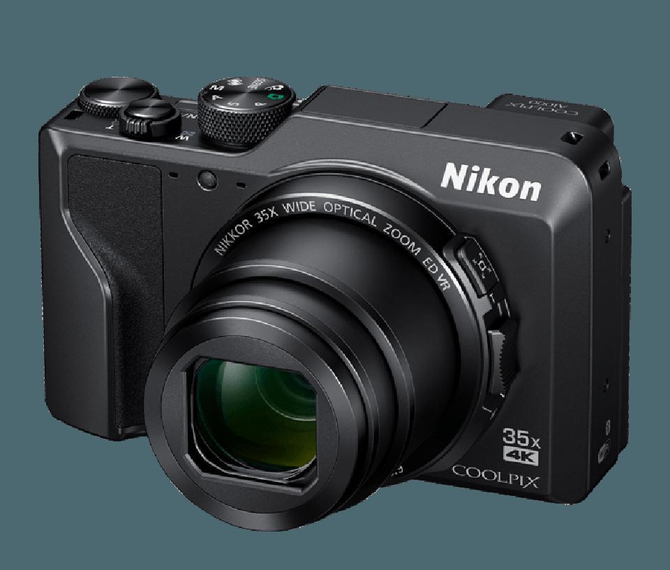 Nikon Coolpix A1000 pocket camera