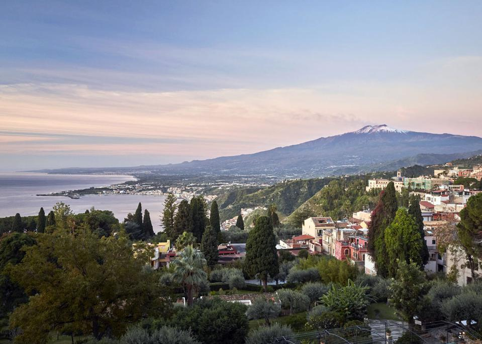 Experience The Best Of Taormina With Belmond's Luxury Hotels
