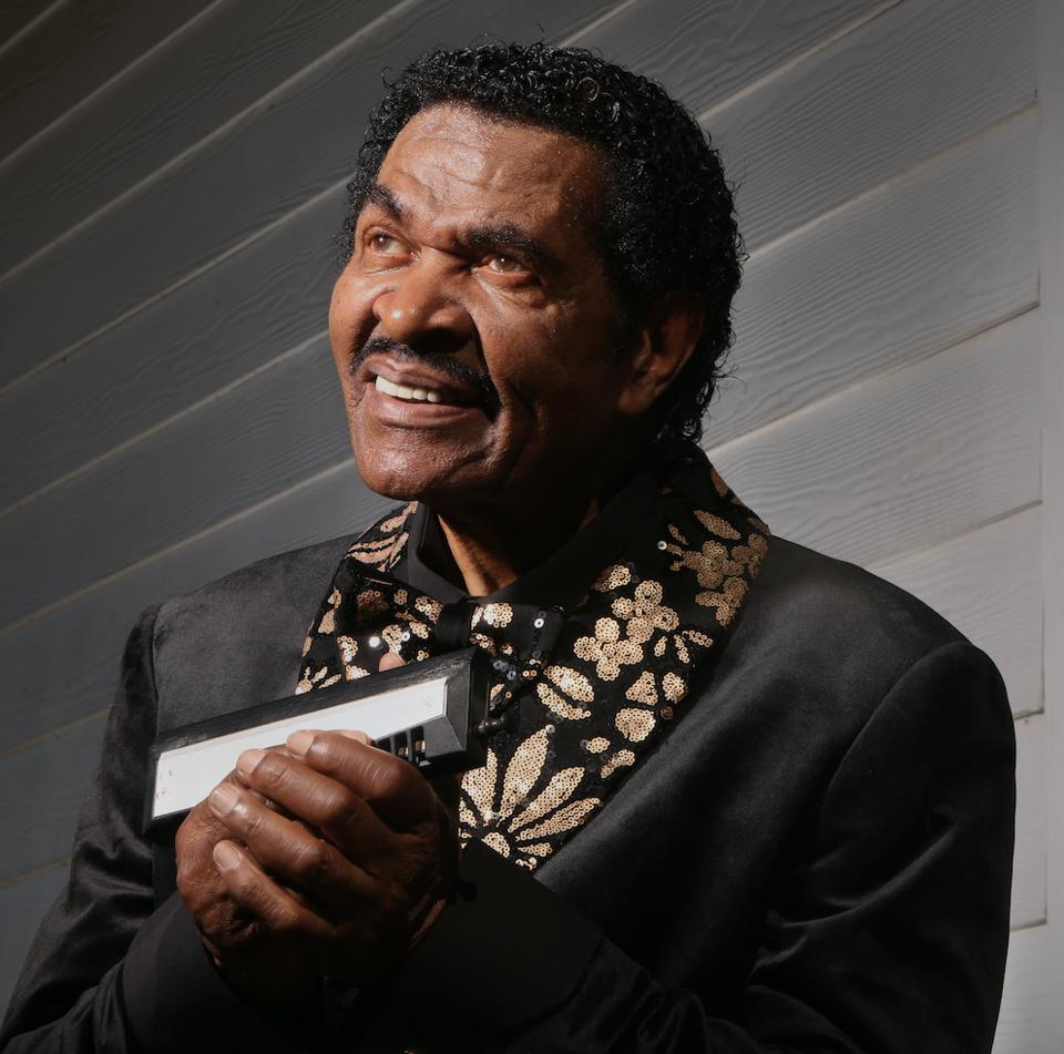 Bobby Rush: Bluesman On Top Of His Game