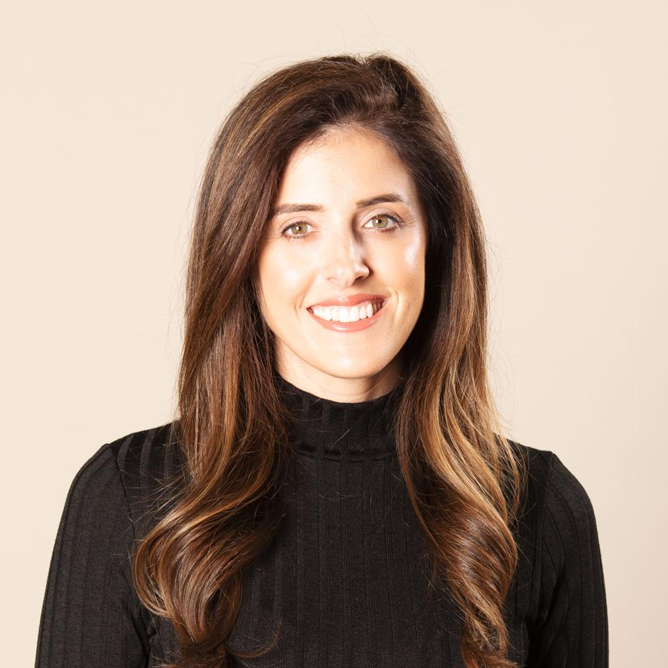 Halle Tecco, tech founder and angel investor