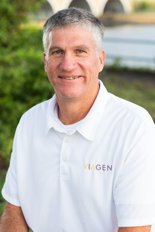 Blake Russel CEO, Viagen Pets