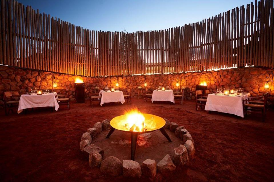 Tswalu safari lodge