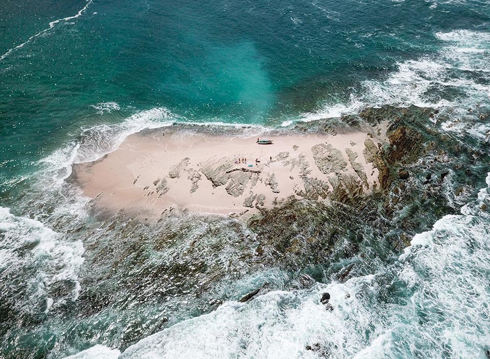 Playa Rosada, Costa Rica