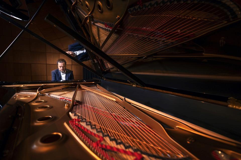 Pianist Paul Cardall
