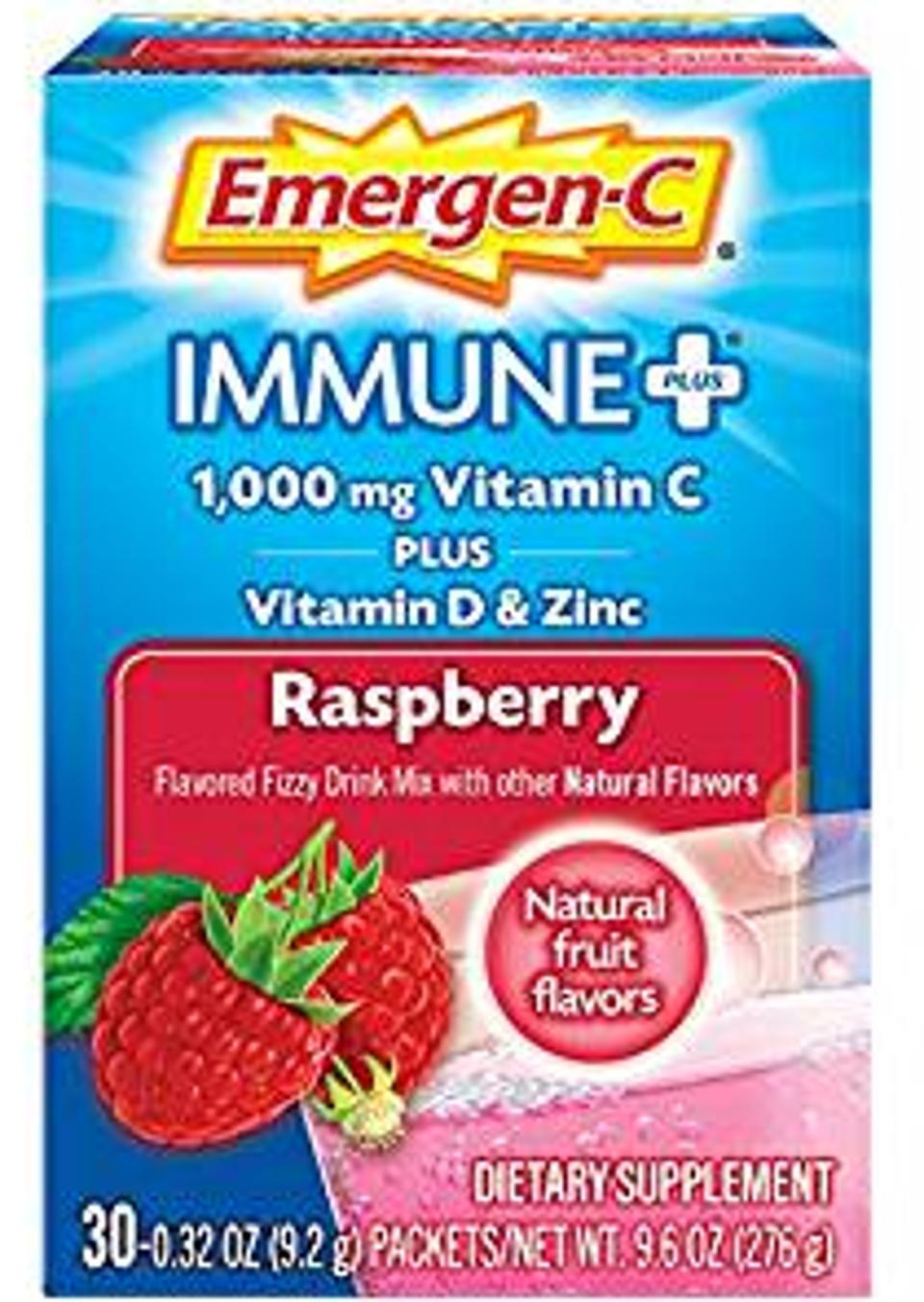 Emergen-C Immune Plus 1,000 mg Vitamin C