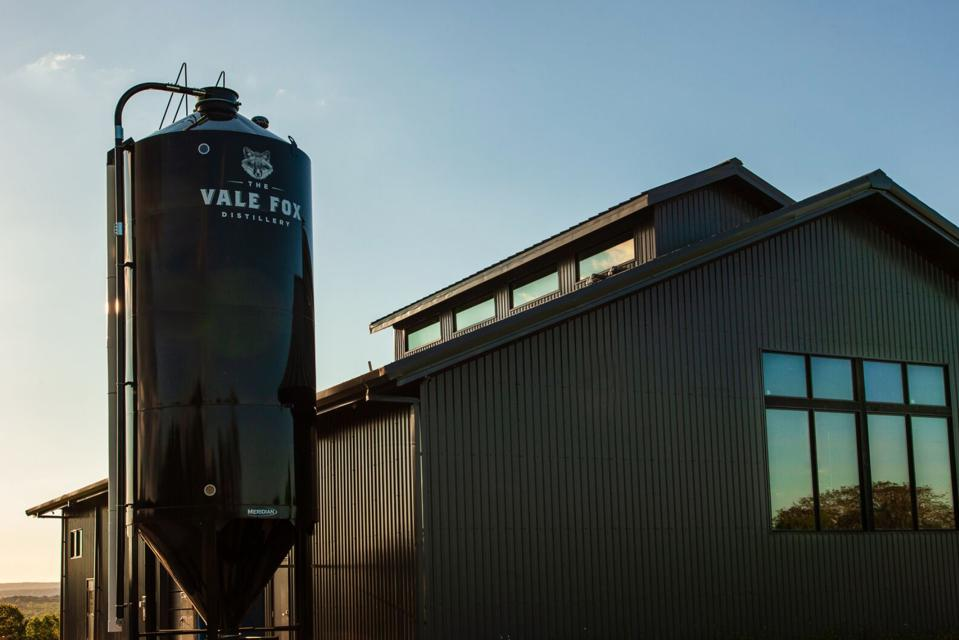 The Vale Fox Distillery, producers of new Tod & Vixen's Dry Gin 1651