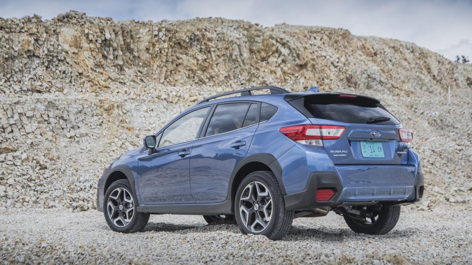 The 2019 Subaru Crosstrek crossover SUV is among the most dog-friendly rides for 2019, according to the online vehicle marketplace Autotrader.
