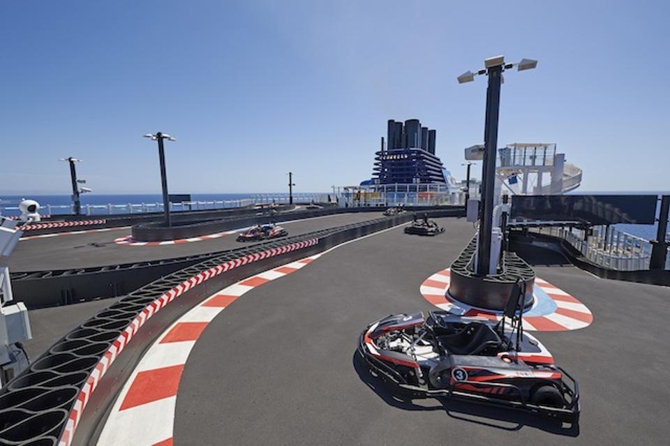 Speedway on Norwegian Joy
