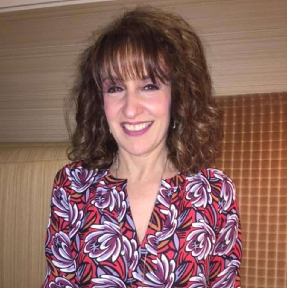 Geri Kalinsky, media recruiter