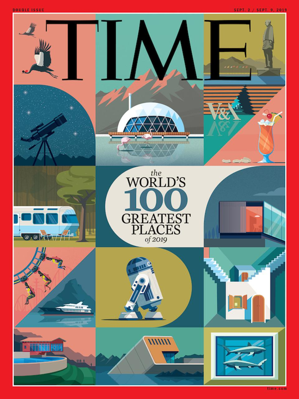 World's 100 Greatest Places Issue