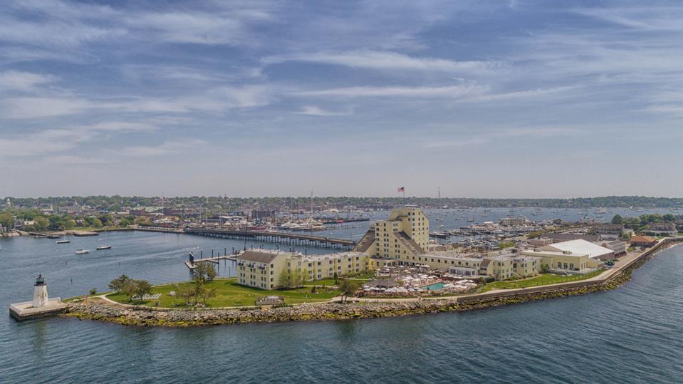 Gurney's Newport Resort & Marina, Newport, R.I.