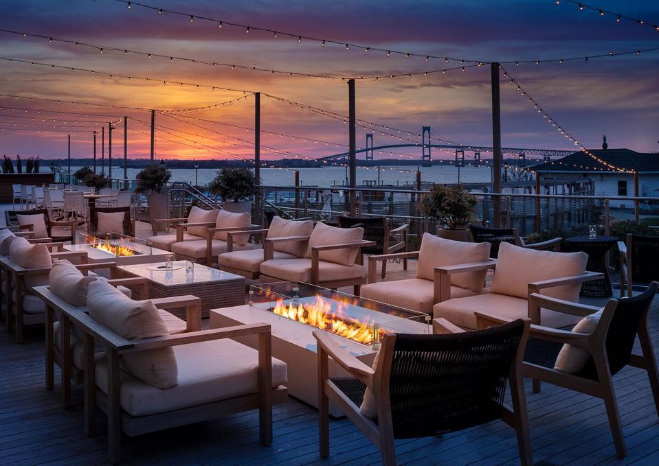 Gurney's Newport Lounge & Firepit