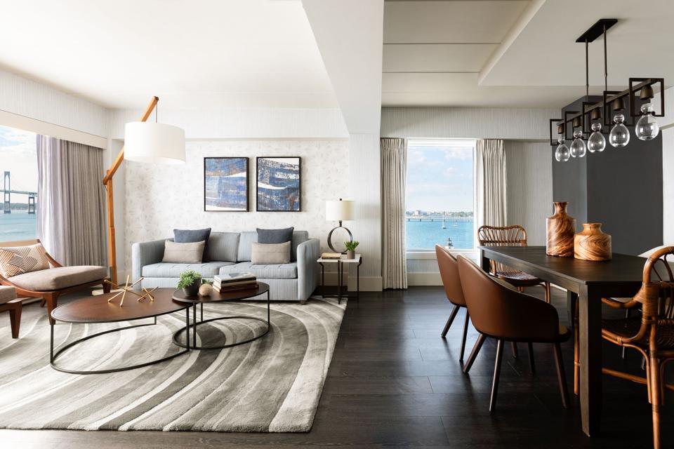 Gurney's Newport Premier Suite