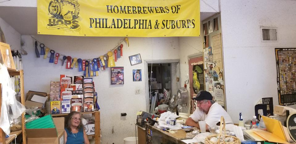 Owners Of Philadelphia's Oldest Homebrew Shop Blame Changing Demographics And Attitudes For Their Closing