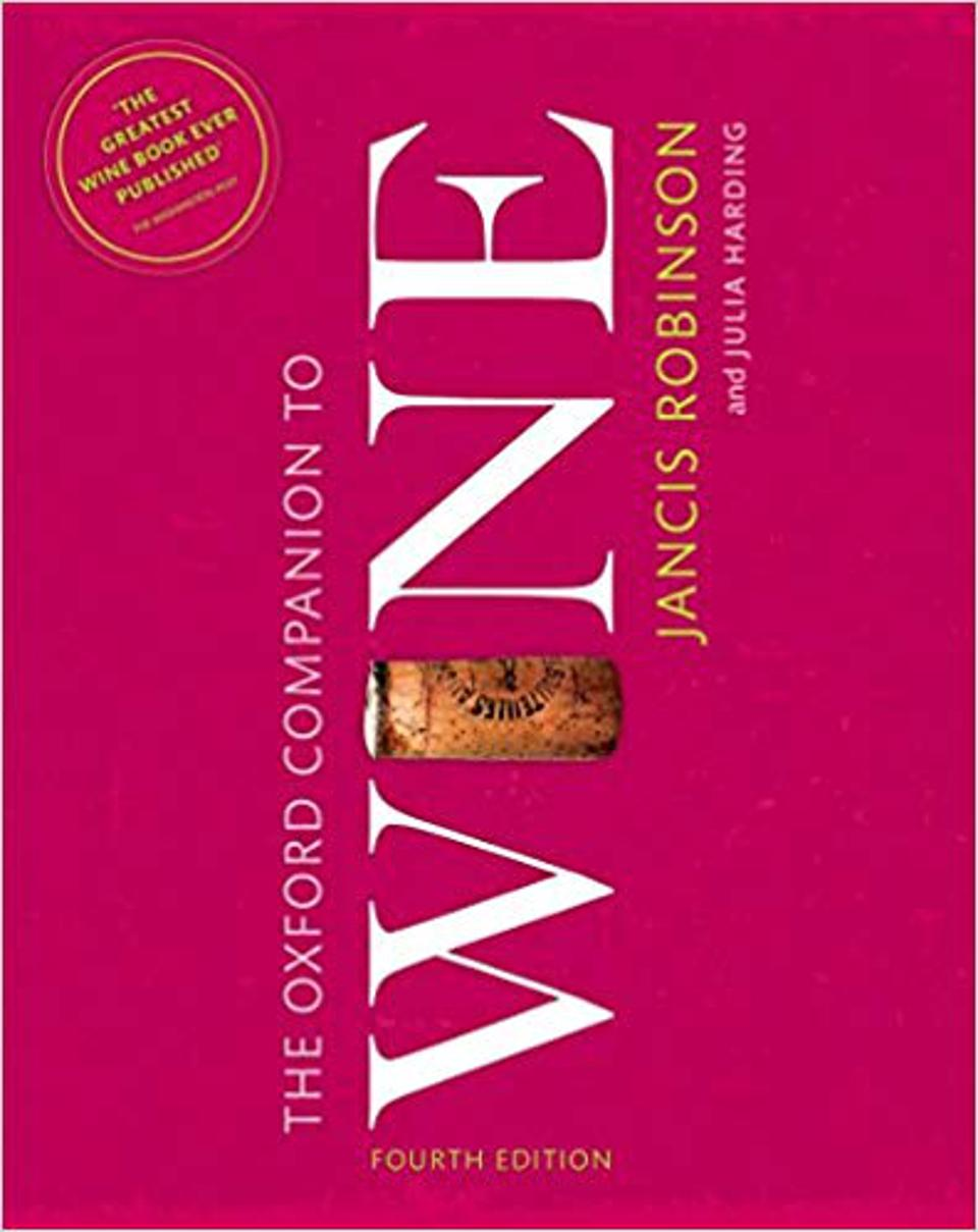 Oxford Companion to Wine_Essential Reads For Wine Enthusiasts