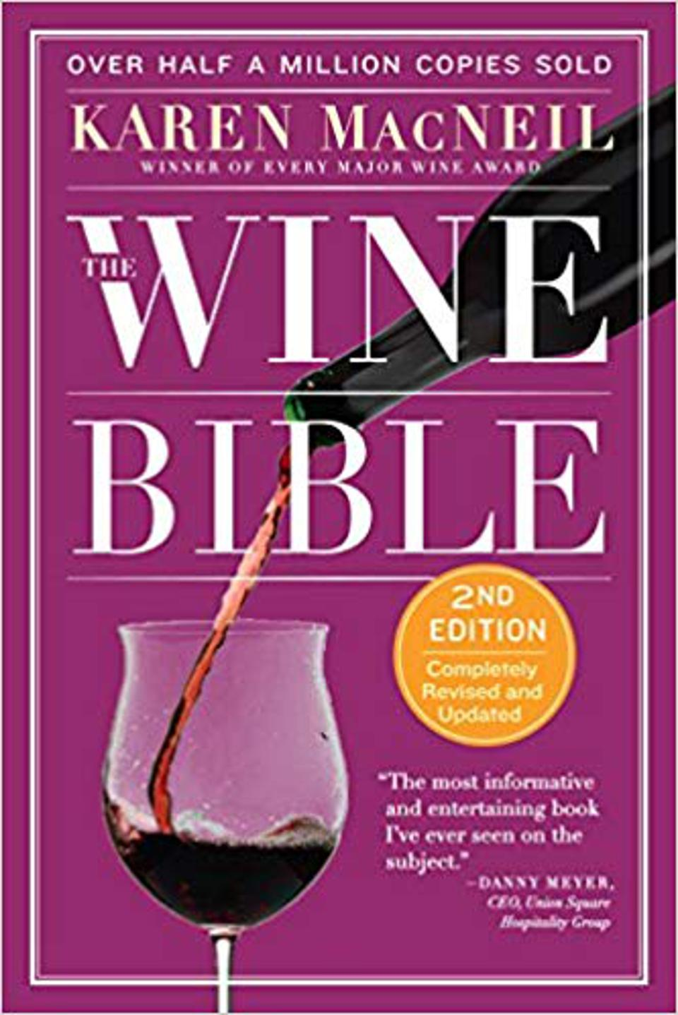 The Wine Bible_Essential Reads For Wine Enthusiasts