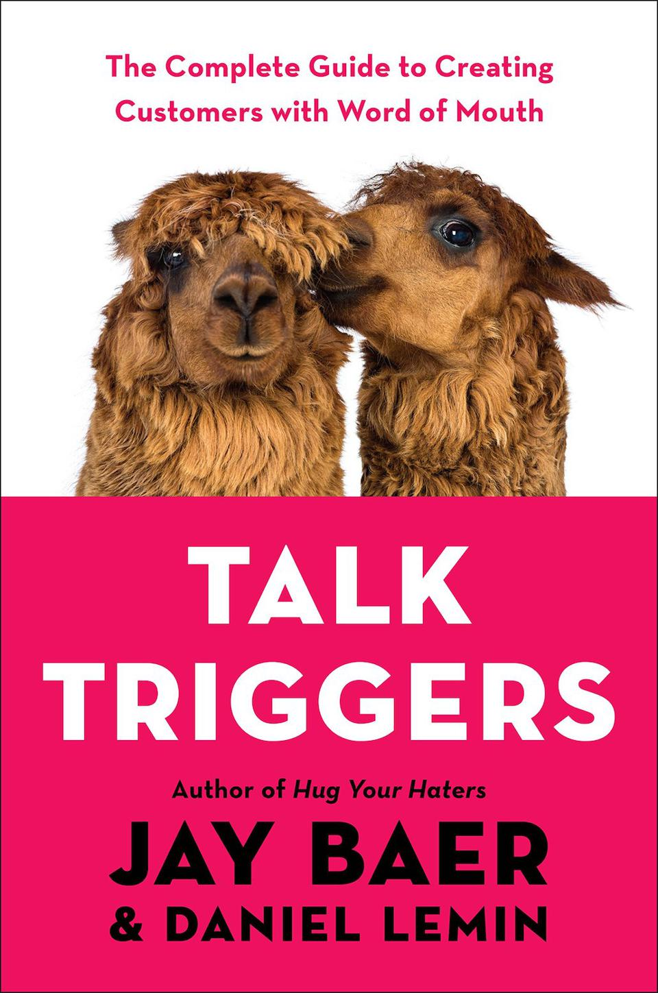 Talk Triggers: The Complete Guide to Creating Customers with Word of Mouth by Jay Baer and Daniel Lemin
