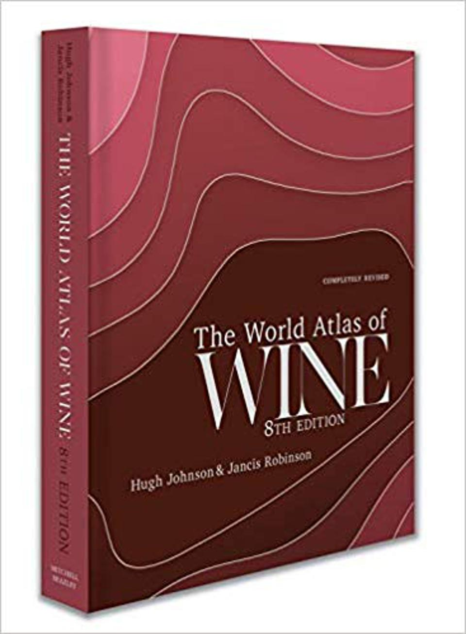 World Atlas Of Wine_Essential Reads For Any Wine Enthusiast