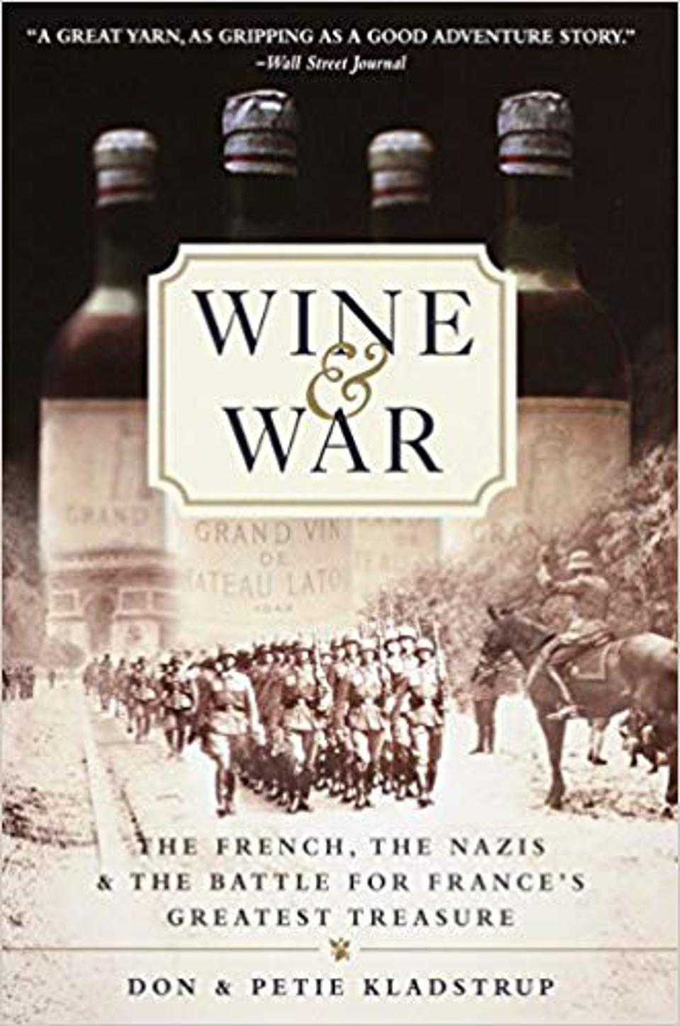 Wine & War_Essential Reads For Any Wine Enthusiast