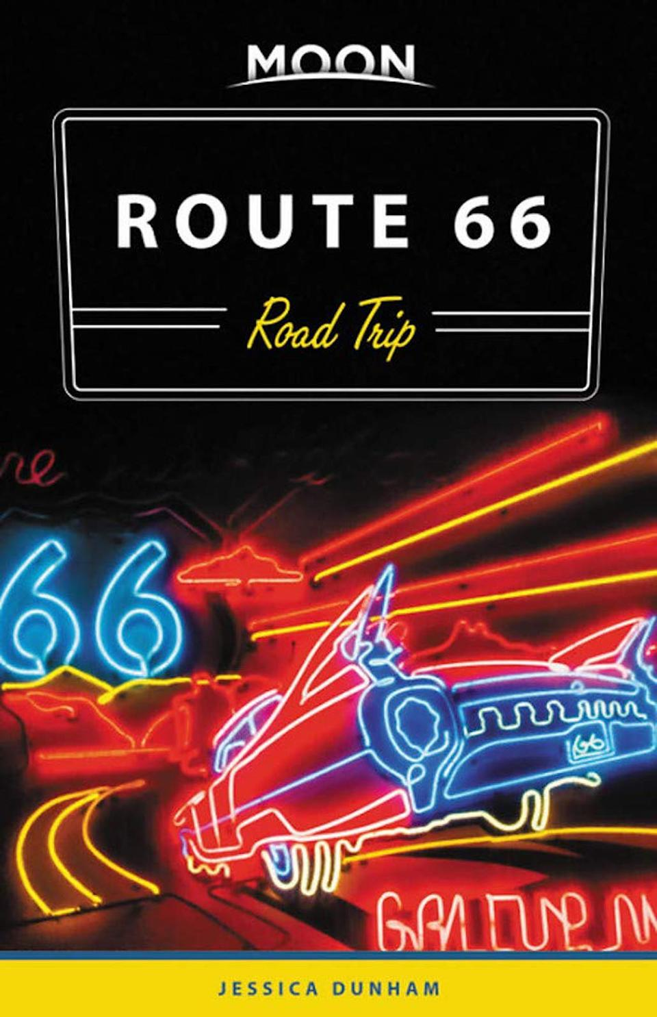 Route 66 Road Trip by Jessica Dunham