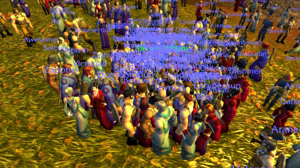 Best Horde Server 2020.Warcraft Classic Layering And Realm Queues Ion Hazzikostas