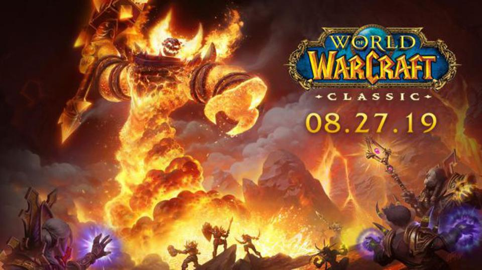 WoW Classic, live today, lets you party in Azeroth like it's 2006