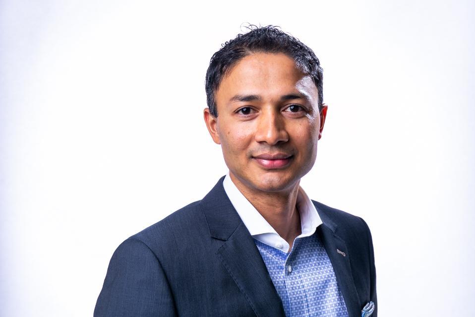 Sudheesh Nair ThoughtSpot CEO