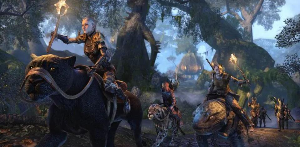 'Elder Scrolls Online' Latest Dungeon DLC 'Scalebreaker' And Limited Free Trial Now Live On All Platforms