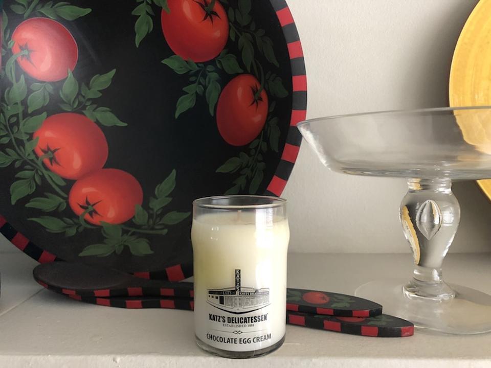 Katz's Delicatessen candle