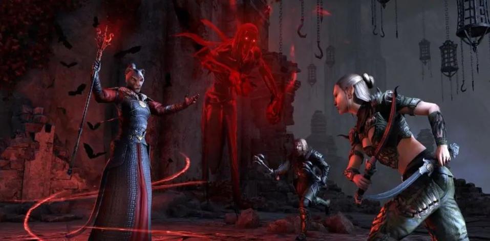 Elder Scrolls Online' Latest Dungeon DLC 'Scalebreaker' And