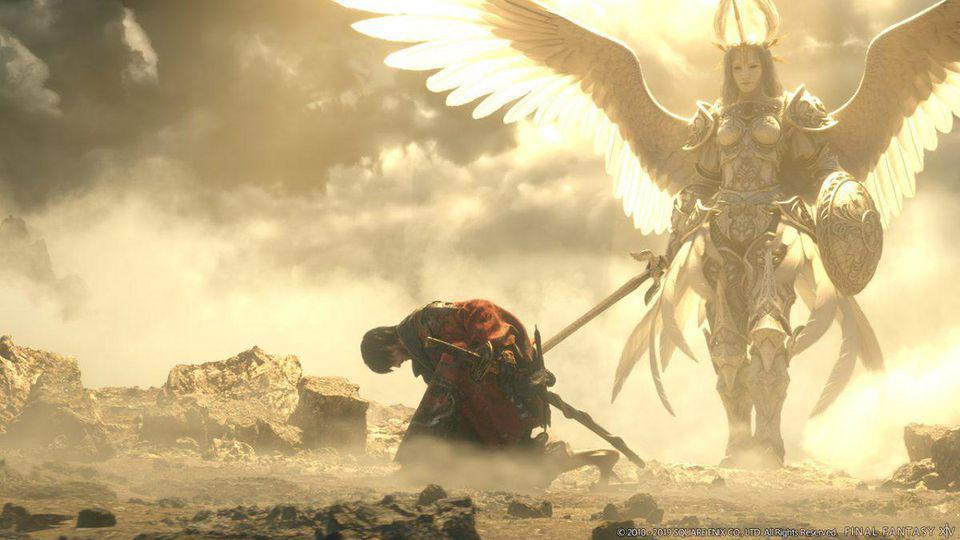 Square Enix Currently Has 'No Plans' For A New Final Fantasy MMO After XIV