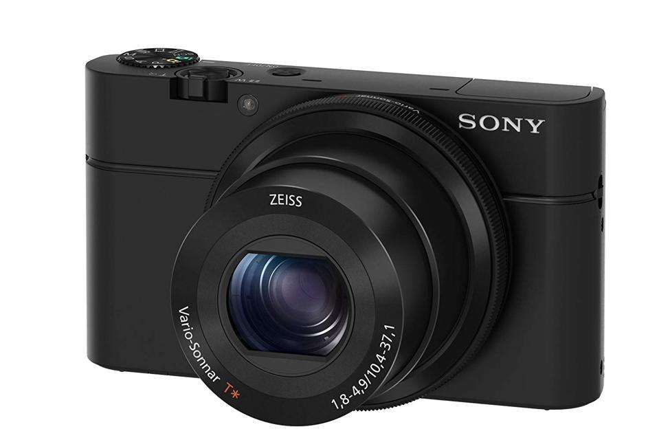 Sony RX100 II pocket camera