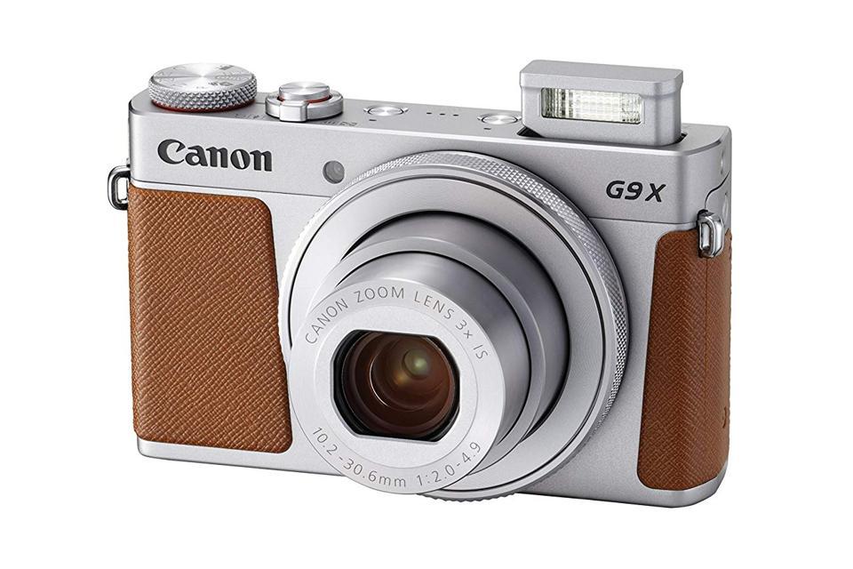 Canon G9 X Mark II pocket camera