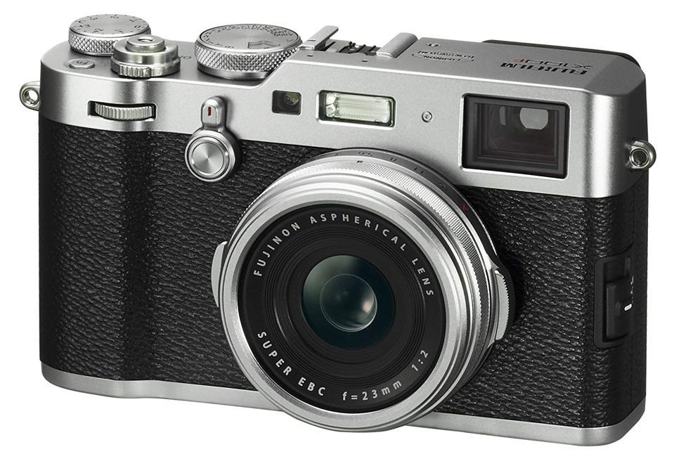 Fujifilm X100F manual-style camera