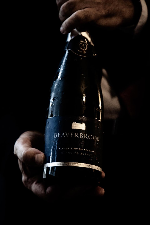 Beaverbrook English sparkling wine