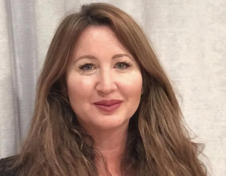 A headshot of Hot Octopuss co-founder and COO Julia Margo