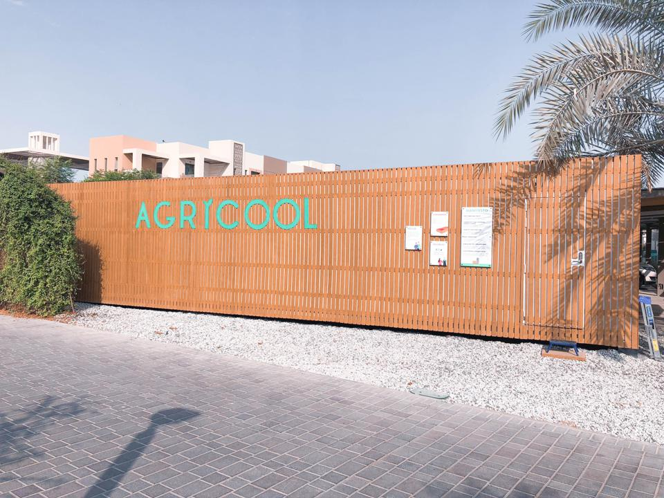 Agricool shipping containers