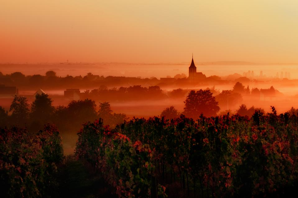 French Kiss: Autumn In The Loire Valley—How To Fall In Love