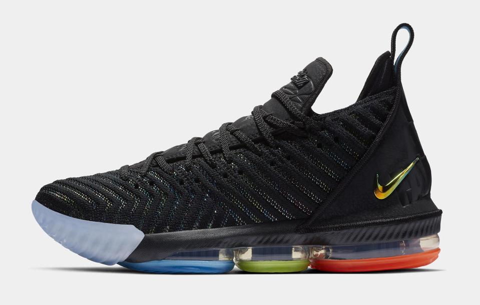 The NBA's Richest Shoe Deals: LeBron