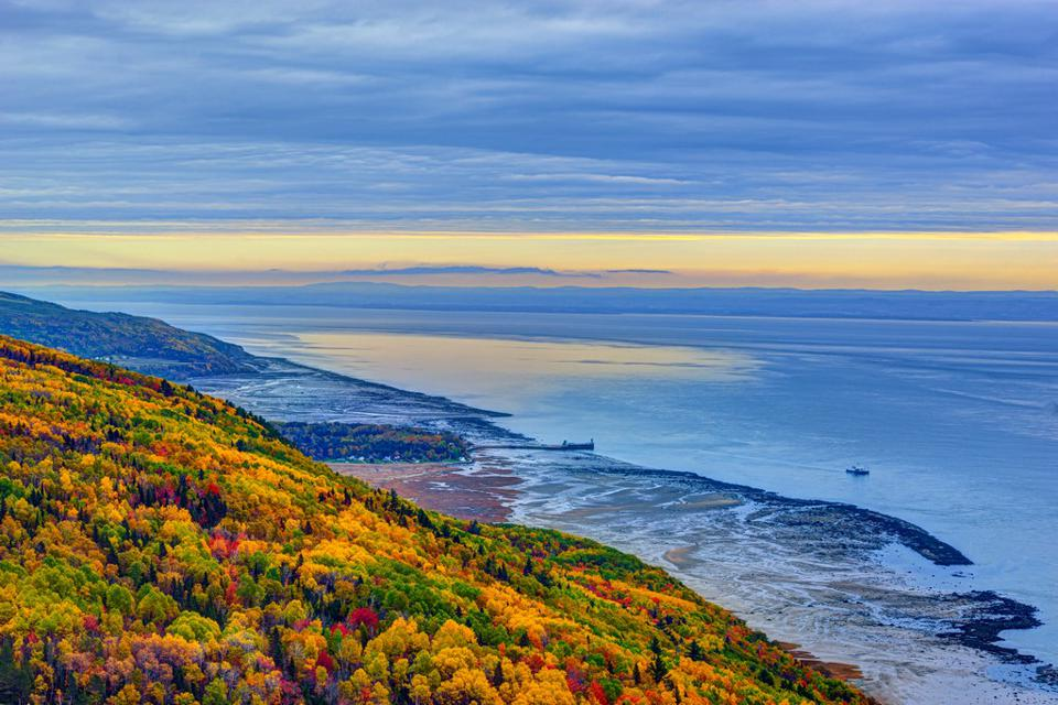 The Best 5 Places For Fall Foliage In Canada