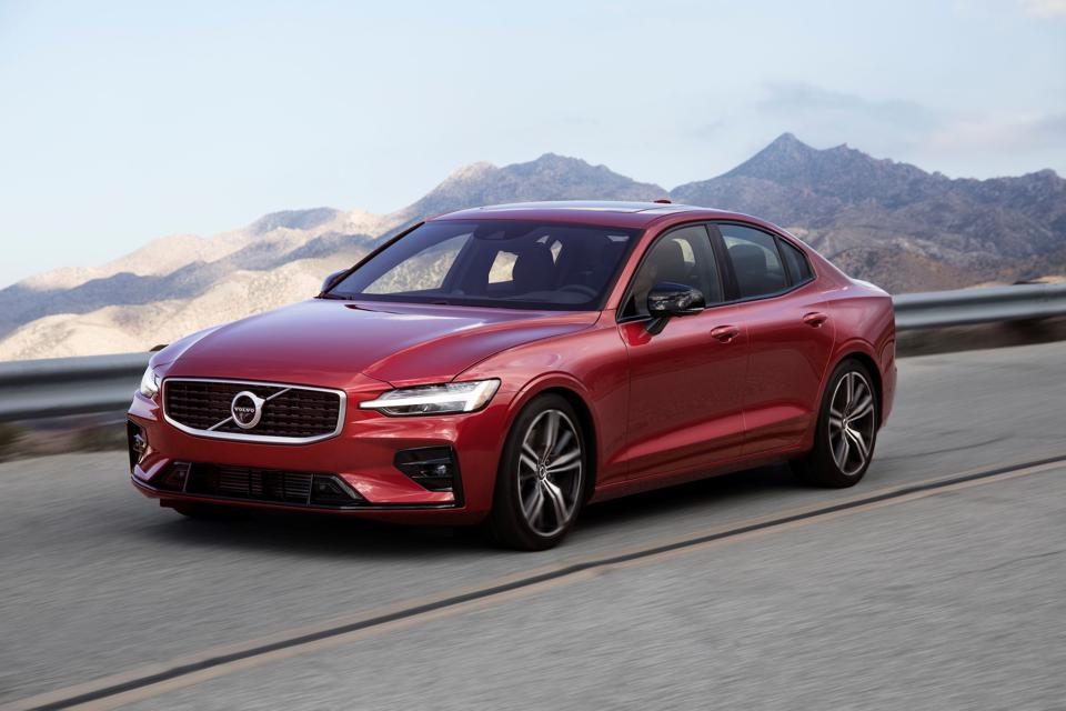 2019 Volvo S60 T6 AWD R Design Test Drive And Review