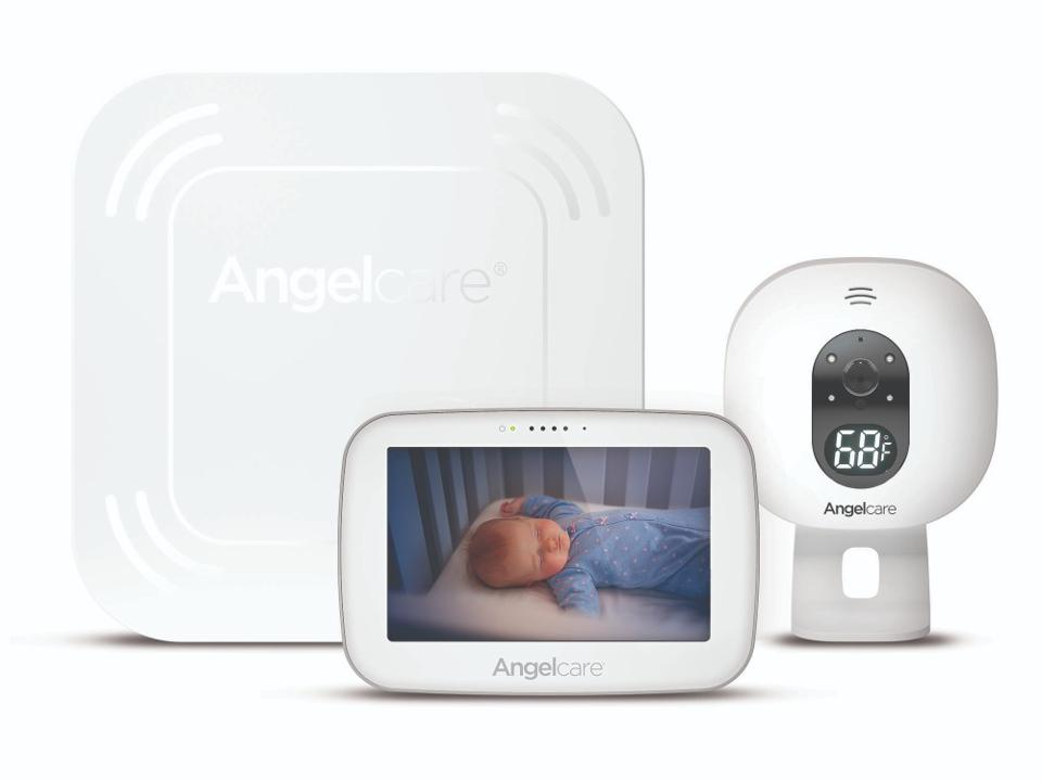 AC527 Baby Breathing Monitor, with Video