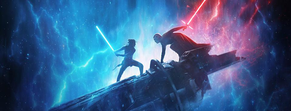 There's Something Deeply Wrong About This 'Star Wars: The Rise Of Skywalker' Poster